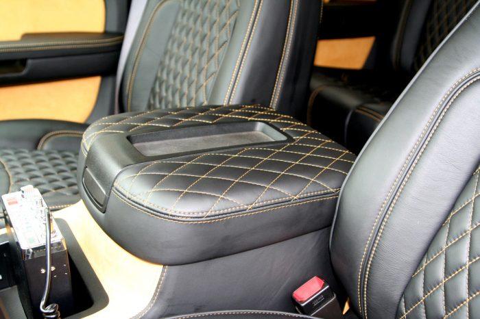 GMC Car Interior Re-Trimming - M Trim
