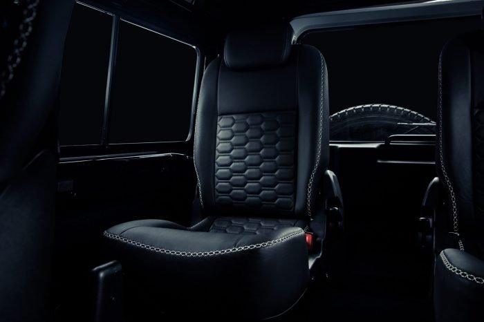 Land Rover Jeep - M Trim