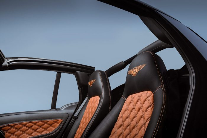 Bentley Car Interior Re-Trimming - M Trim