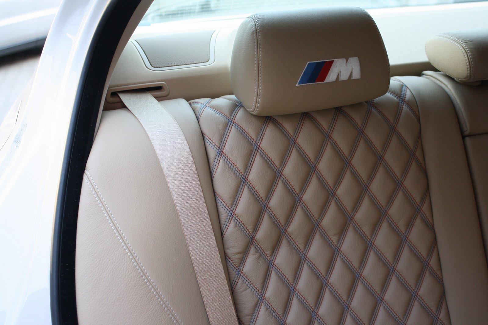 BMW 5 F-10 – Beige