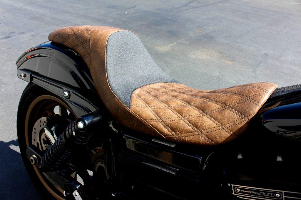 Bike Seat Trimming