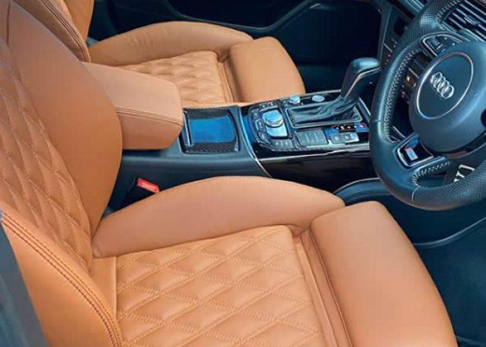 Audi A7 Interior Retrim - M Trim