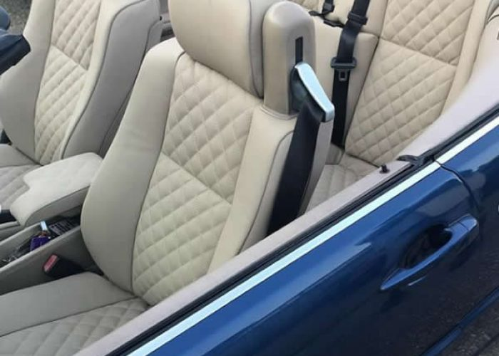 BMW E36 Retrim - M Trim