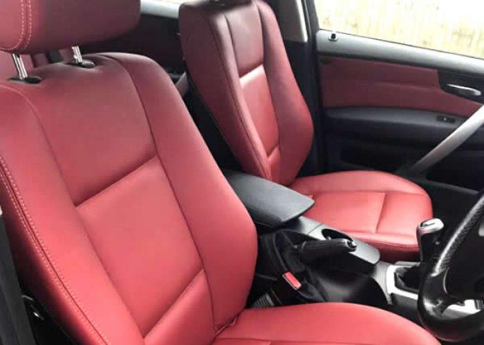BMW X3 Retrim - M Trim