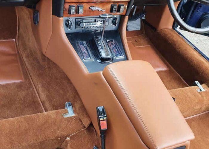 Full Interior Retrim Jaguar XJ6 - M Trim