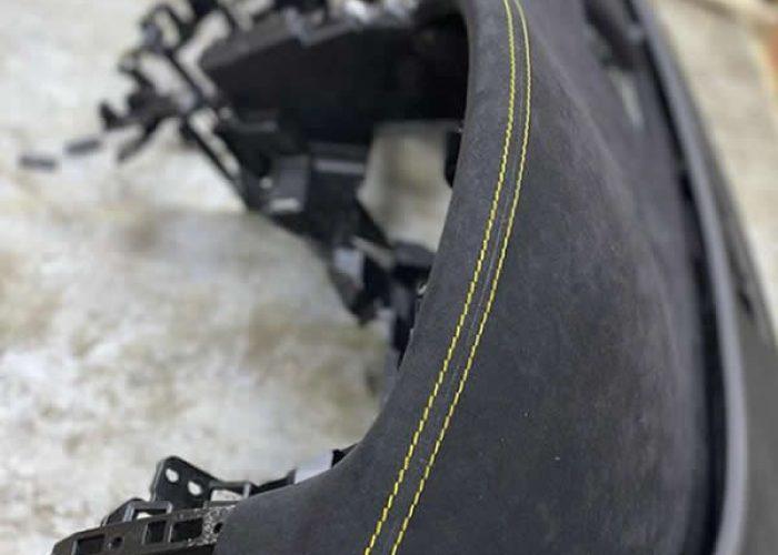 Porsche Macan Car Interior Re-Trimming