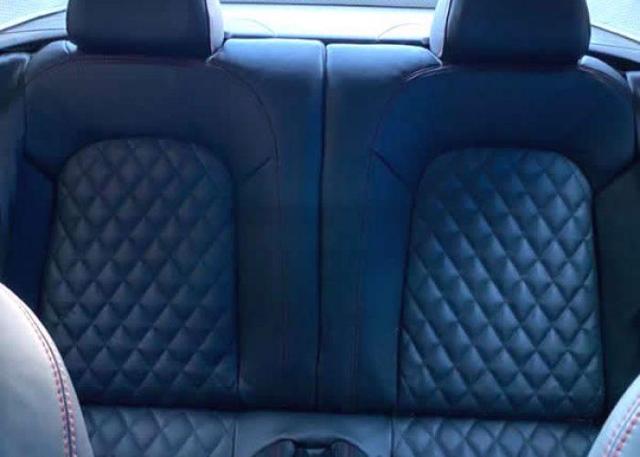 Audi A5 Car Retrim - M Trim