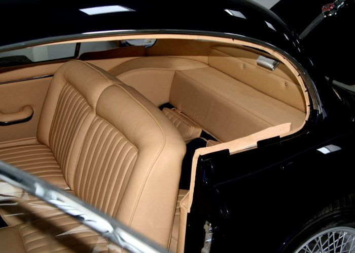 Jaguar Car Interior Re-Trimming - M Trim